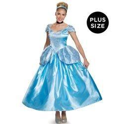 Cinderella - Plus Size Disney Costumes 2015 - Women's Costume Characters