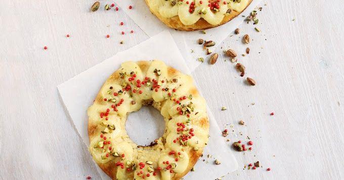 Receta de Rosca de Pascua o de Reyes, con todos los tips! Se prepara sin amasado y queda muy húmeda y sabrosa