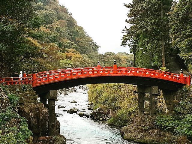 Shinkyo bridge--the symbol of Nikko and top 3 of the most beautiful bridges in 🇯🇵 #tochigi #japan . . . #bridge #structure #symbol #red #river #nature #travelblogger #blogger #travelgram #attraction #holidays #vacation #familytrip #trip #travel #luxurylife #luxurytravel #luxurylifestyle #destination #beautifuldestination by eatnice_sleeptight. bridge #red #symbol #tochigi #luxurylifestyle #trip #travel #nature #vacation #holidays #river #luxurylife #luxurytravel #destination #travelgram…