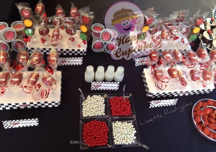 Cars candy Buffet !!