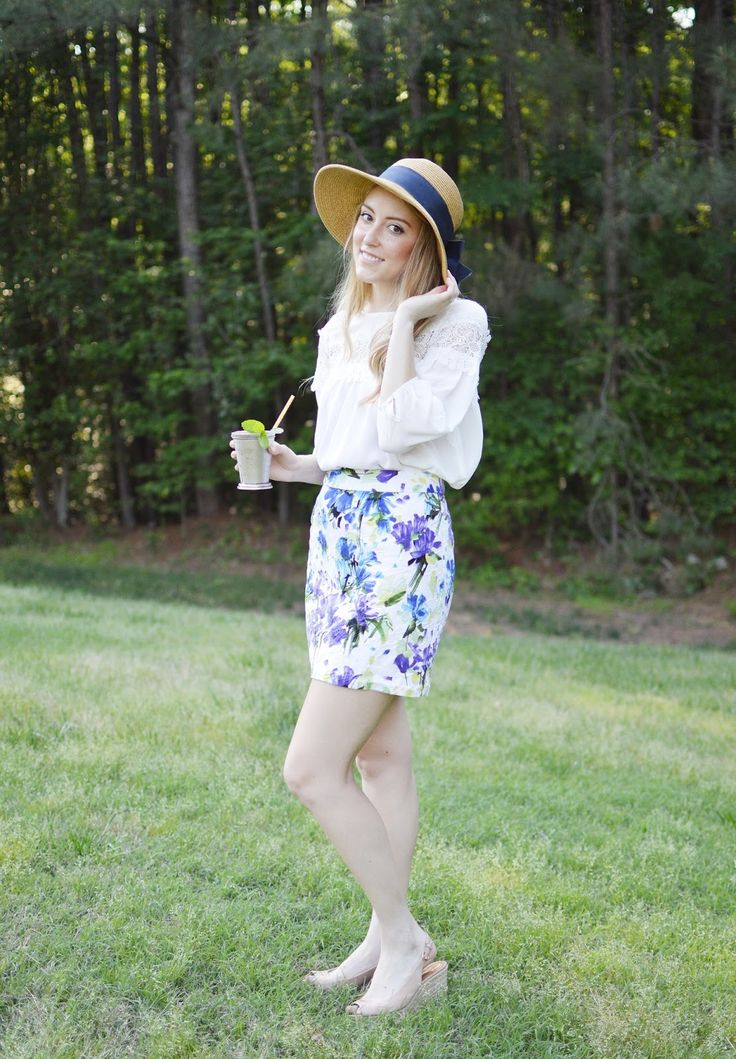 Derby Days (Simplicity 1370   Mint Julep Boutique)