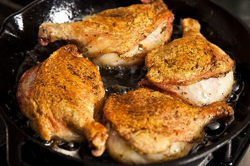 Melissa Clark's Really Easy Duck Confit recipe on Food52