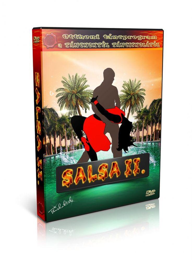 Salsa 2 - TÁNCOKTATÓ DVD