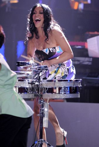 The talented Sheila E