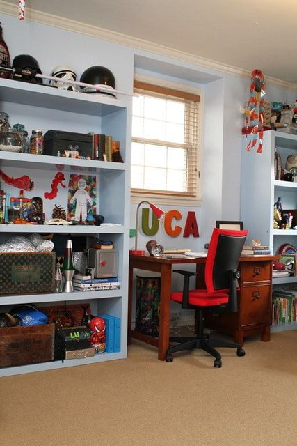 25 best ideas about kids workspace on pinterest kids homework station kids homework space. Black Bedroom Furniture Sets. Home Design Ideas