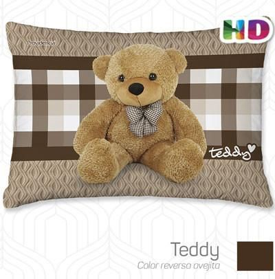 Almohada Decorativa Teddy HD