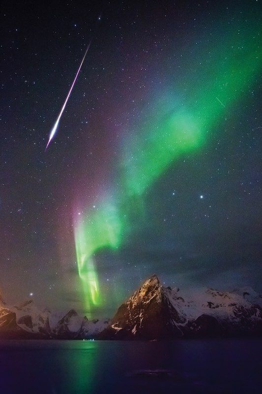 HOW TO PHOTOGRAPH YOUR FIRST METEOR SHOWER
