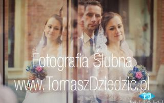 Fotografia Ślubna Katowice www.TomaszDziedzic.pl