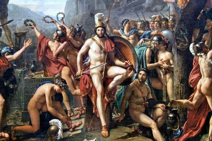 El Batallón Sagrado de Tebas, un cuerpo de élite homosexual