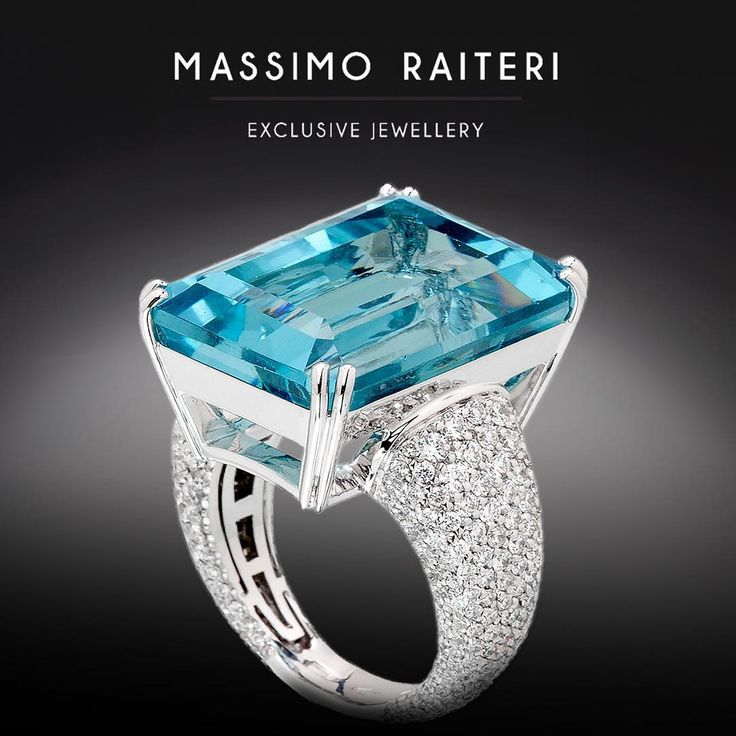 Aquamarine collection by @Massimo Raiteri