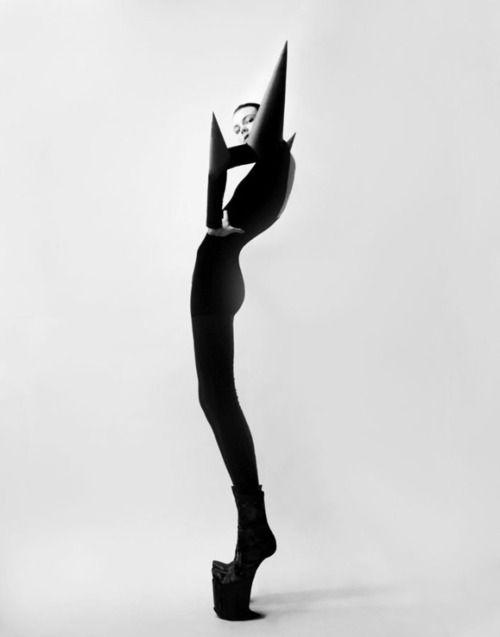 Gareth Pugh / Futuristic / Fashion.