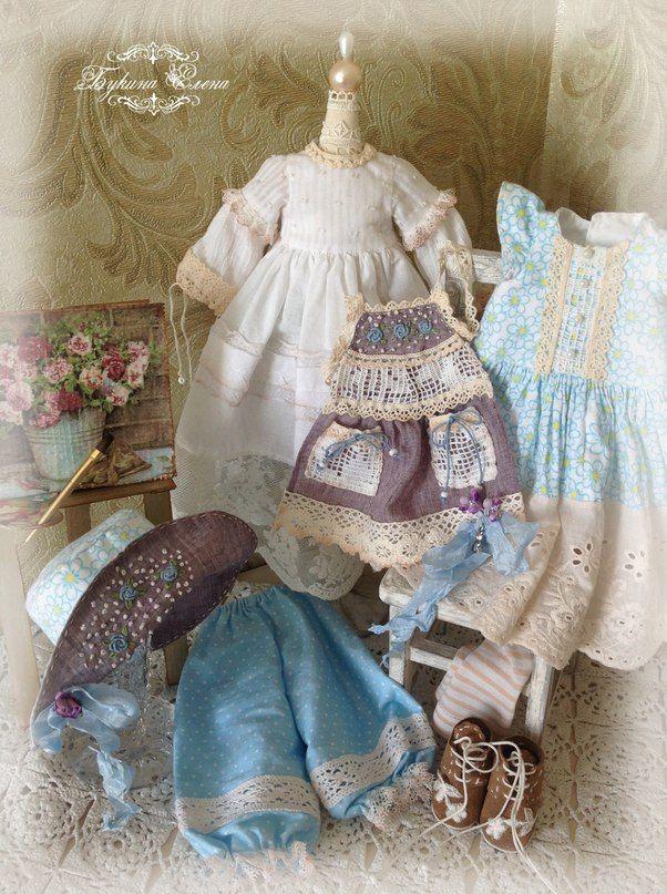 Авторские текстильные куклы ручной работы's photos