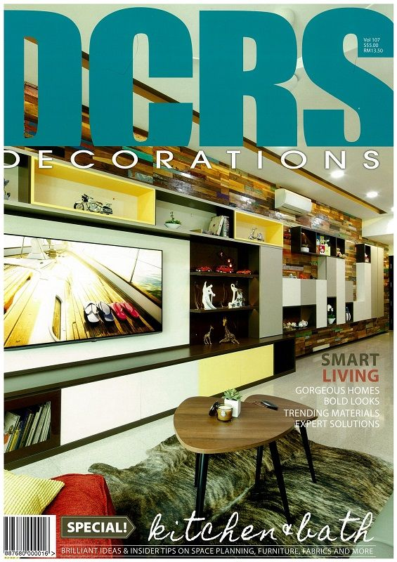 Volume 107 of DCRS decorations, featuring Goodrich.