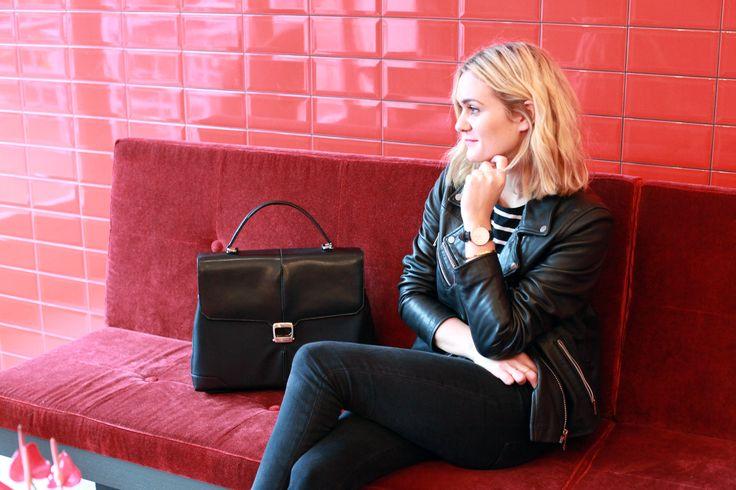 #Tips2Go - #Fashion #Blogger #Adenorah @ #Amsterdam, #Samsonite S-Oulite #Travel #Suitcase #Luggage #MySamsonite #ByYourSide #Strong #Lightweight