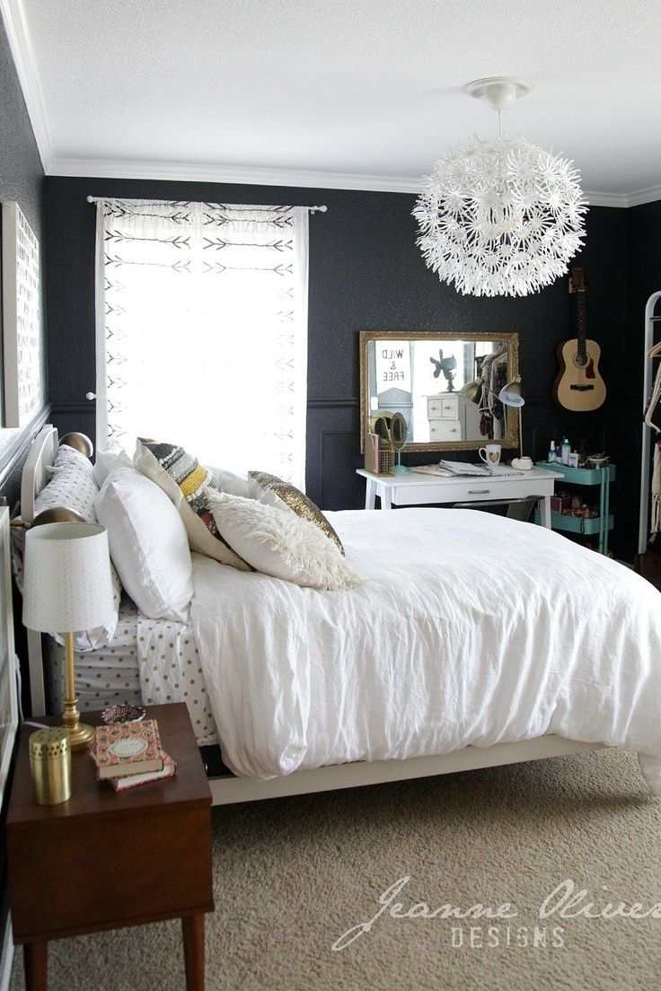 5 stylish teen bedrooms we want to copy now - Grey Bedroom Colors
