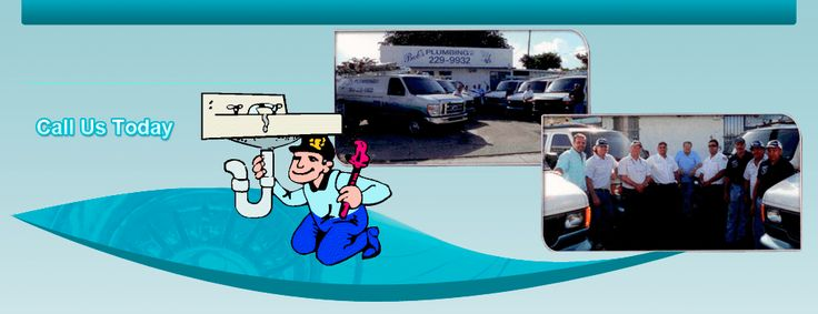 Bob s Plumbing Company, Inc #master #plumbers, #plumbing, #plumbers http://australia.nef2.com/bob-s-plumbing-company-inc-master-plumbers-plumbing-plumbers/  # Welcome No matter where you live in Miami-Dade County or Miami Beach, Bob's Plumbing Company, Inc. will come to you. With over 52 years of plumbing experience and backed by three generations of Master plumbers, Bob's Plumbing Company, Inc. is proud to call ourselves plumbing experts. Our experience over the years has given us the…