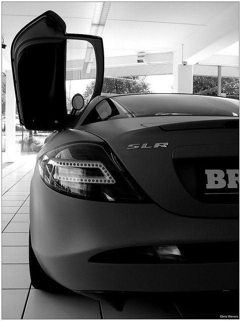 Brabus McLaren-Mercedes SLR