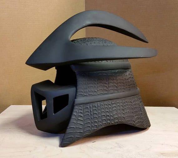 Shredder Tmnt Primed Cosplay Costume Helmet Prop Shredder Tmnt