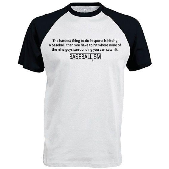 Honkbal t-shirt Baseballism bij vanSHIRTJEtotSHIRTJE
