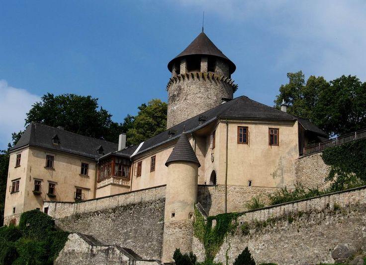 Burg Litschau, Waldviertel, Niederösterreich, Austria