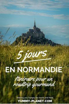 Les jardins de Monet, la tapisserie de Bayeux, les plages du débarquement et bien sûr, le Mont Saint Michel. Voici entre autres ce que vous pourrez voir au cours de cet itinéraire conçu par nos soins :-) #France #Normandie #Jardins #Monet #Plages #Guide #Voyage #Itinéraire #Information