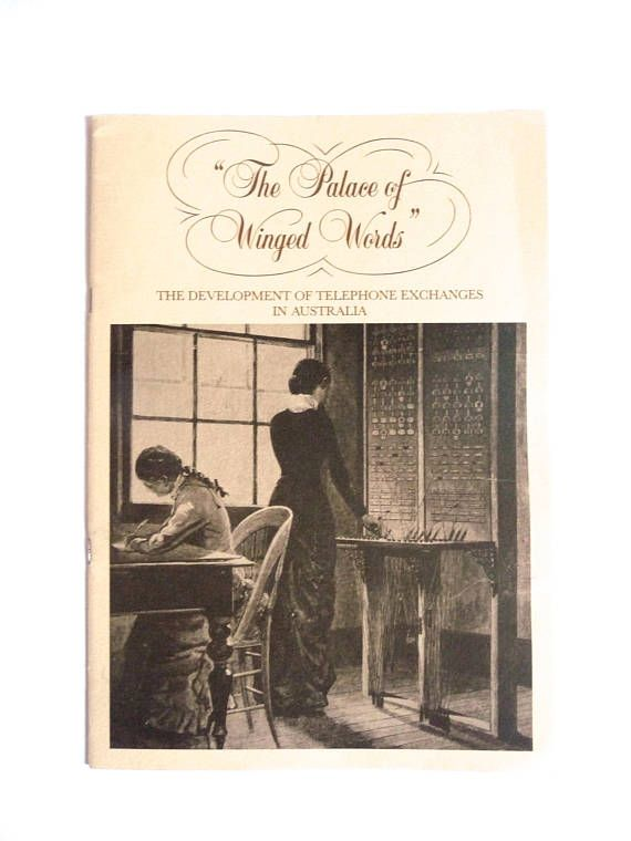 The Palace of Winged Words The Development of Telephone