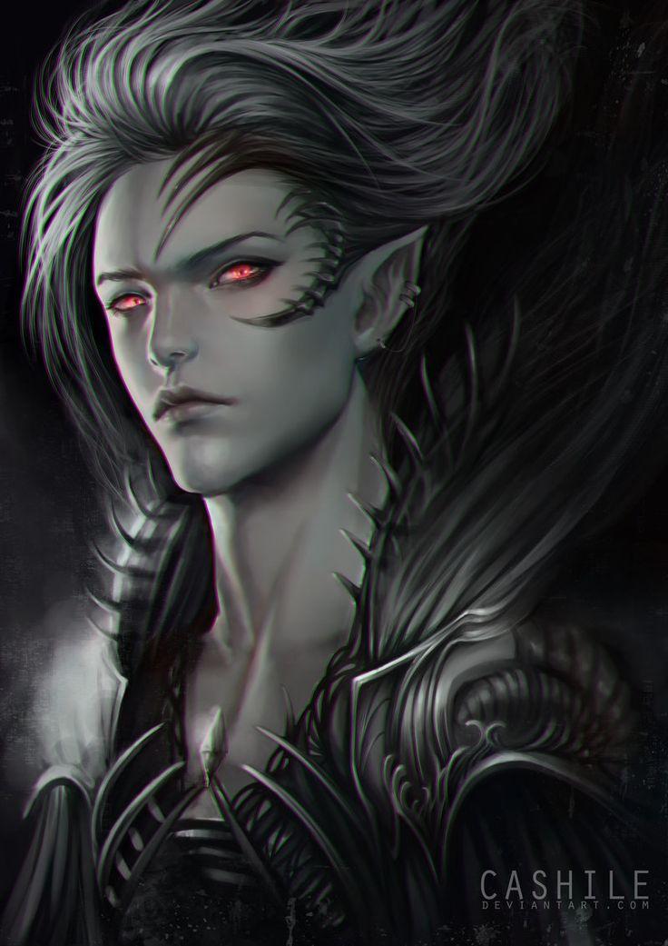 Vampire by Cashile.deviantart.com on @deviantART