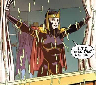 Jet Zola from Captain America #20