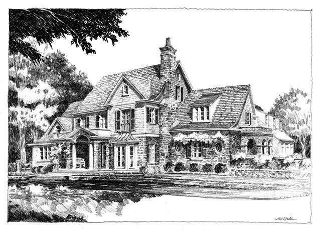 Spitzmiller U0026 Norris Premier Residential Designers   House Plans   American  Classic   Hudson Valley :