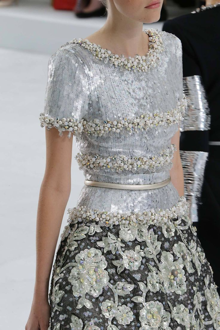 Chanel - Fall 2014 Couture - Look 156 of 232