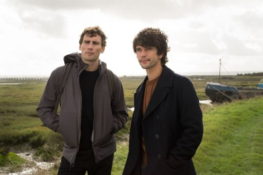LONDON SPY - Episode One - Promotional Pictures | Trailer