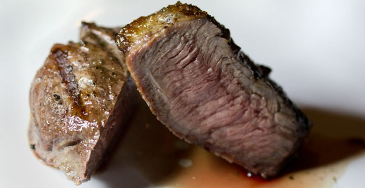 Filet Mignon, Tender and Perfect!