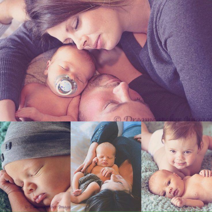 Newborn shoot by dreamcatcher images