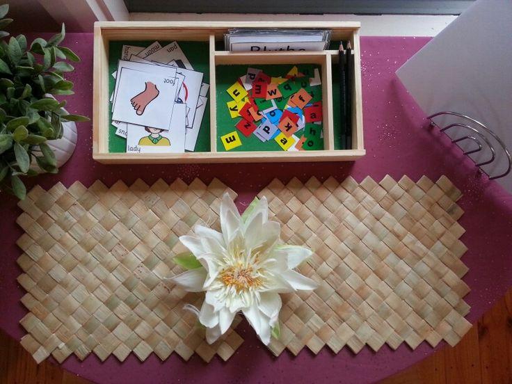 spelling activities -- Kindergarten