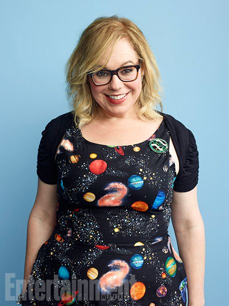 Comic-Con 2016 Star Portraits: Day 1 | Kirsten Vangsness, 'Criminal Minds' | EW.com