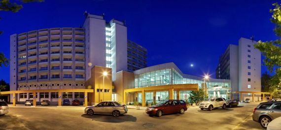 Hunguest Hotel Erkel, Gyula city