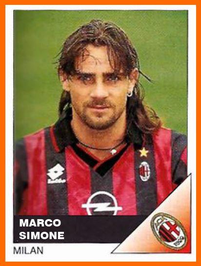 Marco SIMONE, Milan