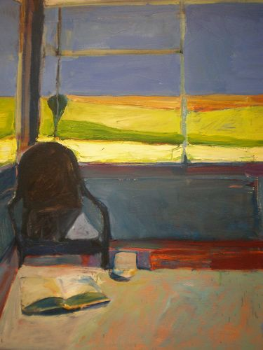 Groups / Artist Palette Challenge / Conversations / APC #98 Richard Diebenkorn :: COLOURlovers