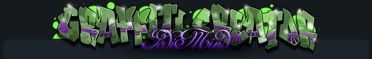 The Name of the website to create your very own customized Graffiti.
