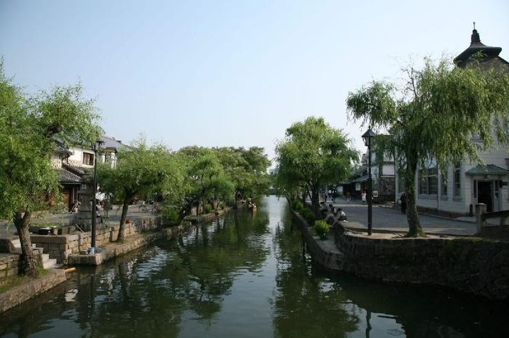 kurashiki #okayama #japan