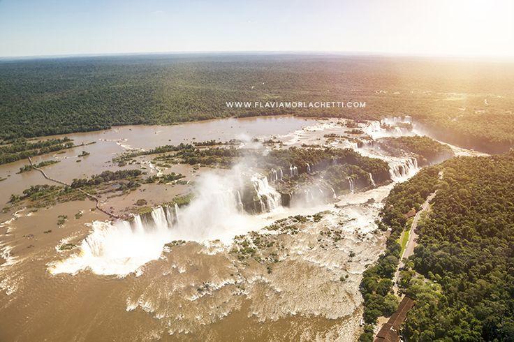 Do you know Iguazu Waterfalls? I invite you to go all over them in 32 photographs that splash water vapor. Just click the link to start the adventure: http://flaviamorlachetti.com/2015/05/12/cataratas-del-iguazu/