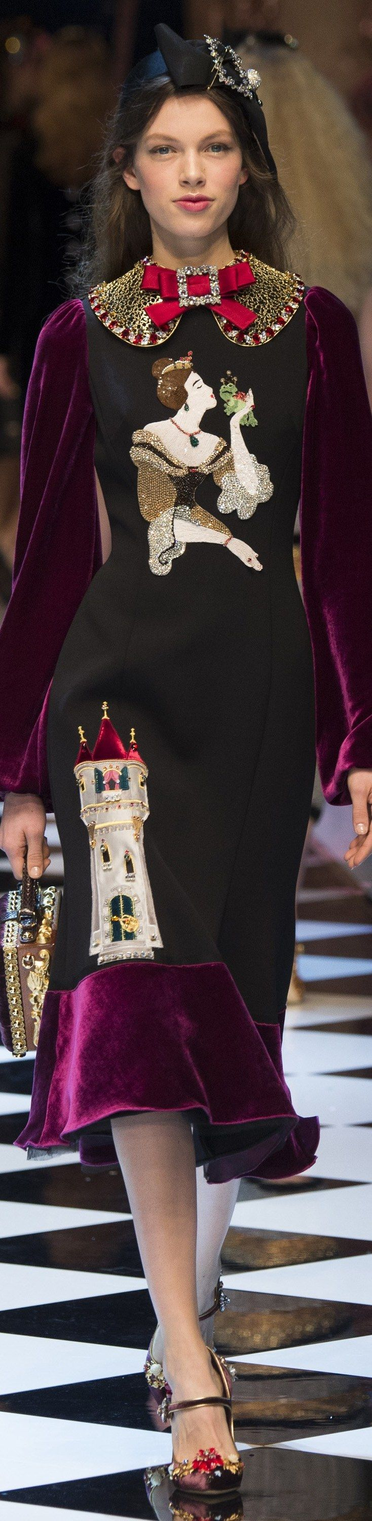 Dolce & Gabbana - FALL 2016 READY-TO-WEAR