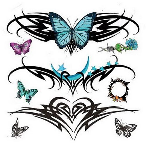 Tribal Designs for Lower Back Tattoos Sophisticated Lower Back Tattoo Designs