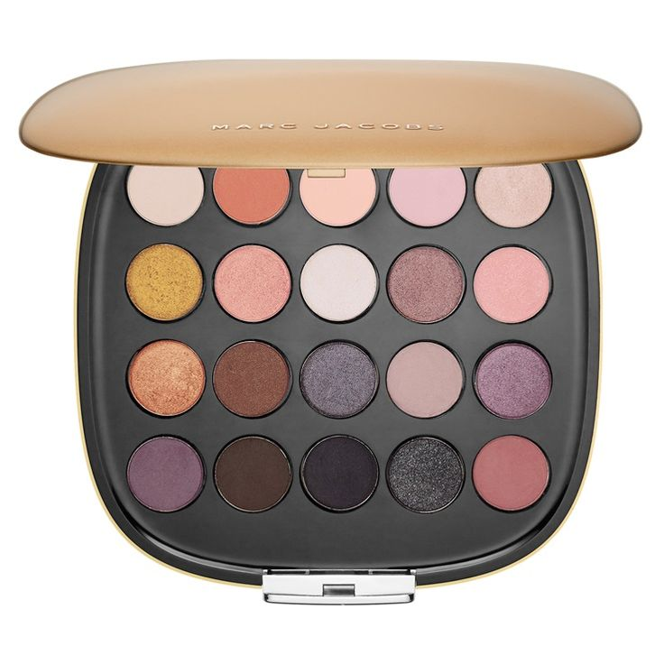 Uh oh the Marc Jacobs Beauty Style Eye Con No 20 Eyeshadow Palette for Holiday 2016 ($99) needs to come home with me today. How about you? The limited edit
