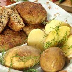 Kotleciki mielone z młodą kapustą i pieczarkami @ allrecipes.pl