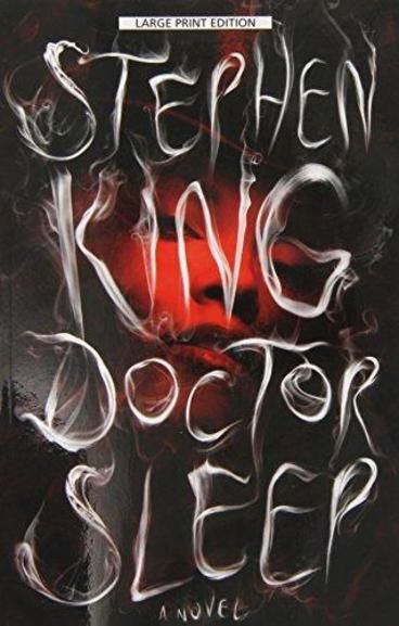 Doctor Sleep by Stephen King.  After decades as an itinerant alcoholic, middle-aged Dan Torrance uses his remnant powers to assist the dying before coming to the aid of a twelve-year-old girl being tortured by a tribe of murderous paranormals.