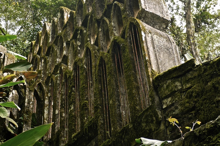 76 best images about sir edward james on pinterest for Jardin surrealista xilitla