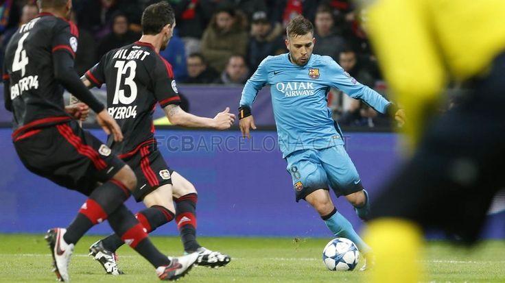 Bayer Leverkusen - FC Barcelona (1-1) | FC Barcelona