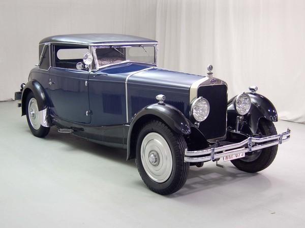 1929 Delage Figoni DMN