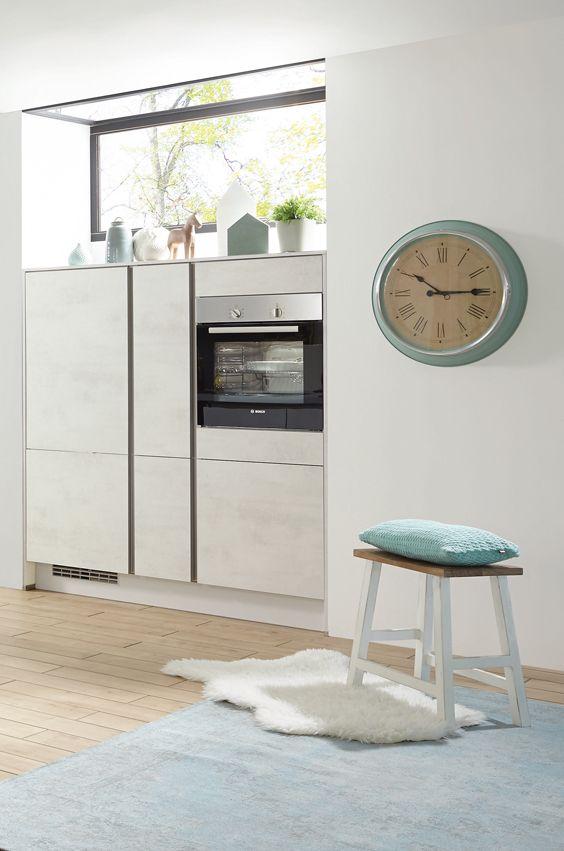 50 best Beton Küche images on Pinterest Cement, Concrete crafts - neue türen für küchenschränke